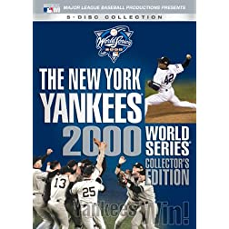 2000 Yankees World Series Collectors Edition