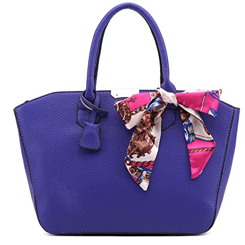 Nuovo da donna Look elegante fresco semplice stile Casual Crossbody Messenger Shouder Borsa Borsa Weekender Borsa Fashion, 4-BAG