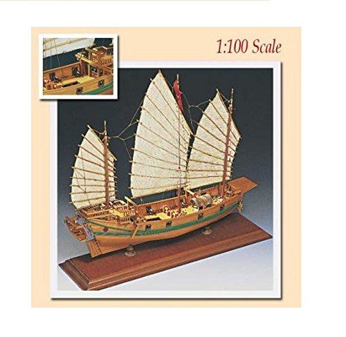Amati 1421 pirate maquette de navire Junco Chino