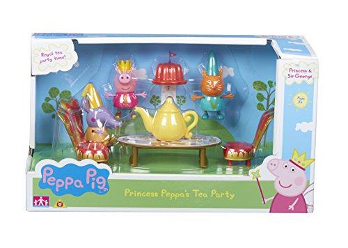06139Peppa Pig Princess Peppa s Tea Party giocattolo