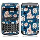 V&A 'Macrahanish' Blackberry Skin (Bold 9700) ||RF10F