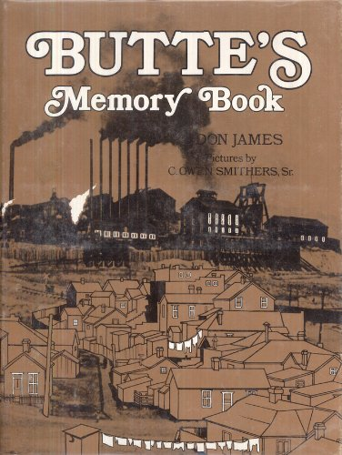 Butte's Memory Book