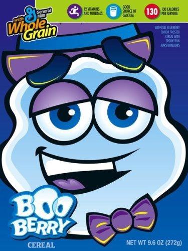 Big G General Mills Boo Berry Frosted Cereal helsinki mills хлопья органические helsinki mills овсяные крупные геркулес 400 г