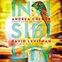 Invisibility Audiobook by Andrea Cremer, David Levithan Narrated by Mandy Siegfried, MacLeod Andrews