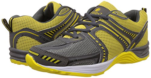 Tigon Men's Dark Running Shoes