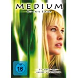 "Medium - Season 1 (4 DVDs)von ""Patricia Arquette"""