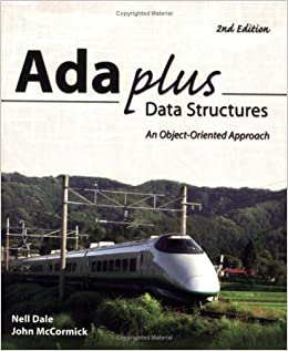 Ada plus data structures an object-oriented approach