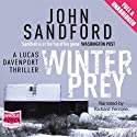 Winter Prey Audiobook by John Sandford Narrated by Richard Ferrone
