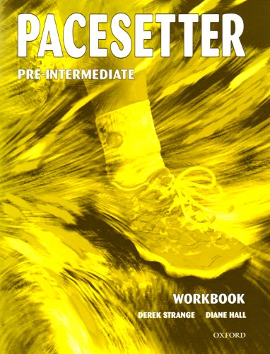 Pacesetter Pre-Intermediate: Workbook: Workbook Pre-intermediate lev