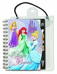 National Design Disney Princess Deluxe Autograph Book and Pen (12461A)