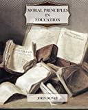 img - for Moral Principles in Education book / textbook / text book