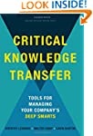 Critical Knowledge Transfer: Tools fo...