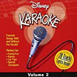 Disney Karaoke, Volume 2