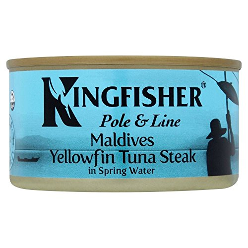 kingfisher-pole-line-yellowfin-tuna-steak-in-spring-water-198g-pack-of-2