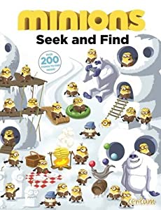 Minions: Seek and Find (Minions Movie)