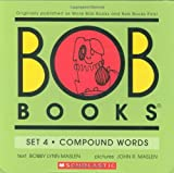 Bob Books Set 4 - Complex Words (0439845068) by Bobby Lynn Maslen