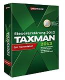 TAXMAN 2013 für Vermieter (für Steuerjahr 2012)