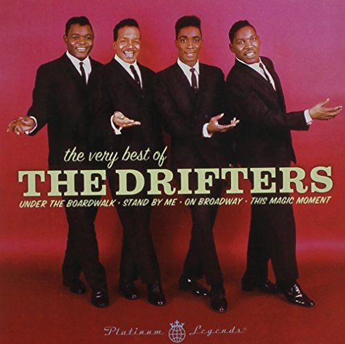 The Very Best Of The Drifters Cd Covers