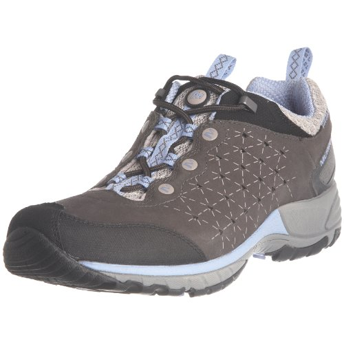 Merrell Women's Avian Light Waterproof Athletic Dark Shadow Trainer J16700 7 UK