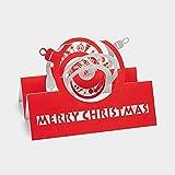 MoMA クリスマスカード,ツウィルリング オーナメント (1枚)