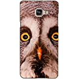PrintVisa Designer Back Case Cover For Samsung Galaxy J7 Max :: Samsung Galaxy On Max Without Smart Glow Ring (Owl A Beautiful Creation Of Nature)