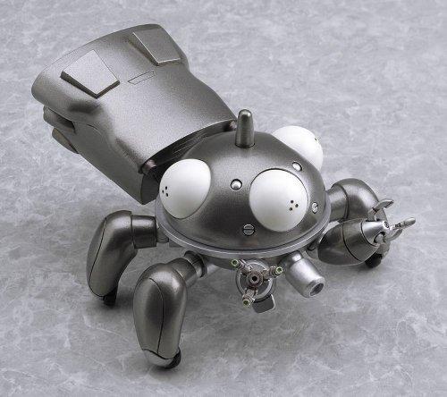 攻殻機動隊S.A.C. ねんどろいど タチコマンズ・シルバー (ノンスケールABS塗装済み可動モデル)