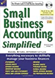img - for Small Business Accounting Simplified (Small Business Made Simple) [Paperback] [2010] (Author) Daniel Sitarz book / textbook / text book