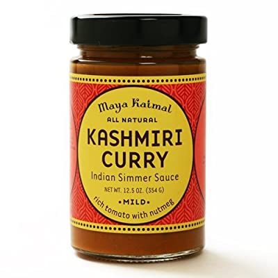 Kashmiri Curry by Maya Kaimal (12.5 ounce) by Maya Kaimal
