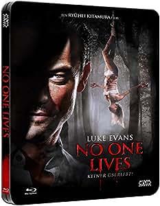 No one lives - Keiner überlebt! [Blu-ray] Uncut Steelbook