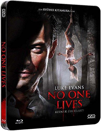 No one lives - Keiner überlebt! [Blu-ray] Steelbook - UNCUT