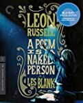 A Poem Is a Naked Person [Blu-ray]