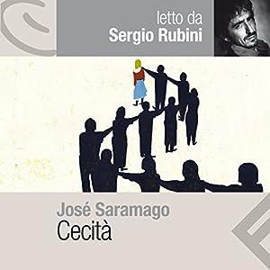 Cecità | Livre audio
