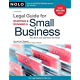 Legal Guide for Starting & Running a Small Business ~ Fred S. Steingold