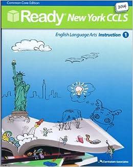 2014 Ready New York CCLS Common Core ELA Instruction Grade 5 (Ready)
