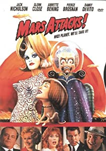Mars Attacks! (Widescreen/Full Screen)