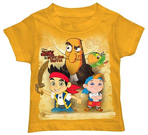 Disne (Jake And The Neverland Pirates Shirts)
