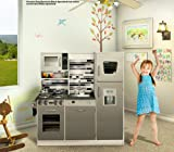 Naomi Kids Gourmet Kitchen White