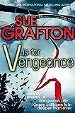 V is for Vengeance (Kinsey Millhone Alphabet series)