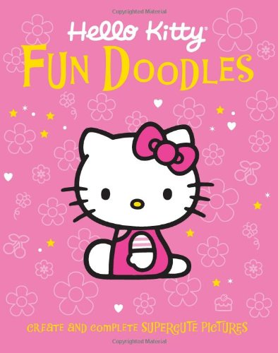 Hello Kitty Love Doodle Book: Supercute Pictures to Complete and Create