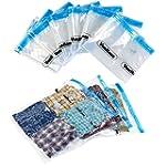 VonHaus 6 X Pack Vacuum Bag Storage S...