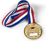 Winner Gold Metal Bottle Opener