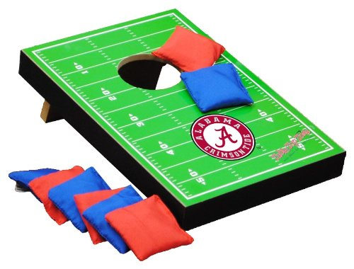 Sale alerts for Wild Sports Wild Sports TOPC-ALA NCAA Alabama Crimson Tide Table Top Toss Game - Covvet