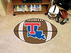 Louisiana Tech Bulldogs 22&quot;x35&quot; Football Floor Mat (Rug)