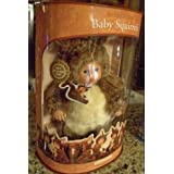 "12"" Anne Geddes Baby Squirrel ~ Anne Geddes"