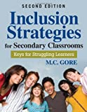 img - for Inclusion Strategies for Secondary Classrooms: Keys for Struggling Learners book / textbook / text book