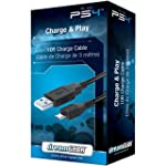 dreamGEAR PS4 Charge and Play