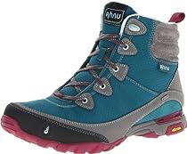 Ahnu Women's Sugarpine Boot,Deep Teal,US 5 M