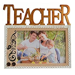 Giftgarden® 4x6 Antique Picture Frame Gifts Teachers Photo Frames