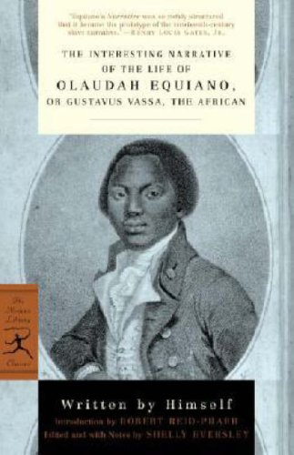Image for The Interesting Narrative of the Life of Olaudah Equiano: or, Gustavus Vassa, the African (Modern Library Classics)