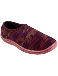 FUEL Women's Fashionable Purple Soft Comfortable Stylish Casual Bellies For Girl's